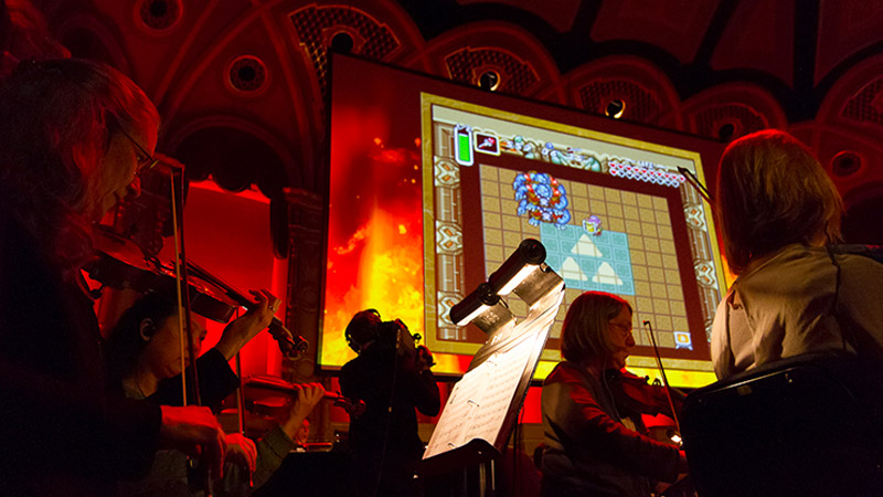 Zelda symphony returns in 2015 with new music from Majora's Mask 3D and more
