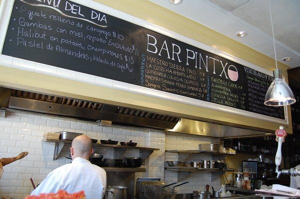 Bar Pintxo, Santa Monica