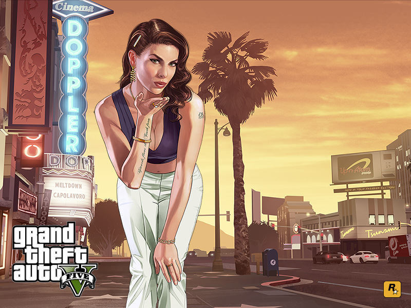 Target Australia pulls GTA 5 from shelves in wake of sex worker petition (update: pub reacts)