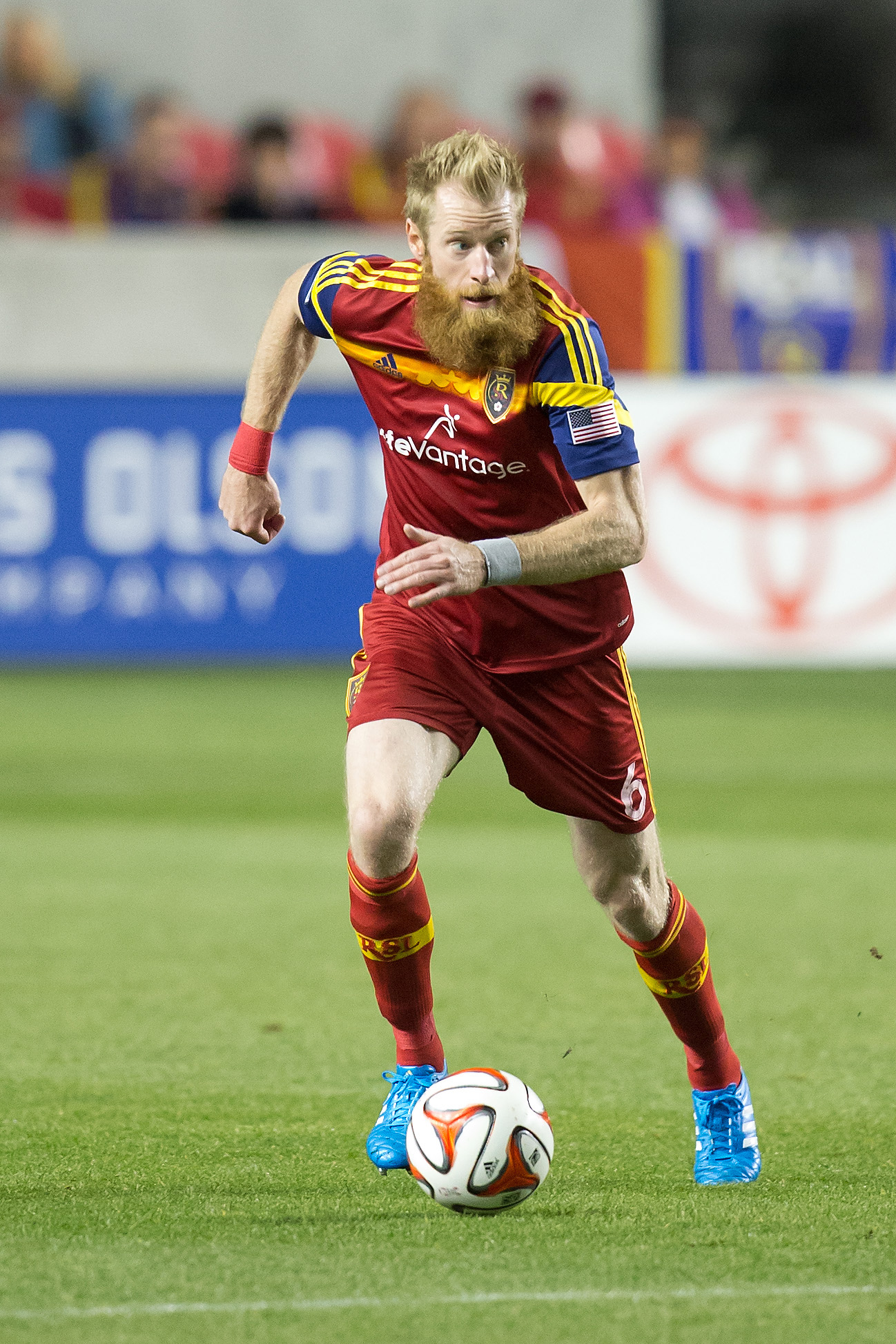 """And with No. 1 pick, Orlando City selects """"the beard."""""""