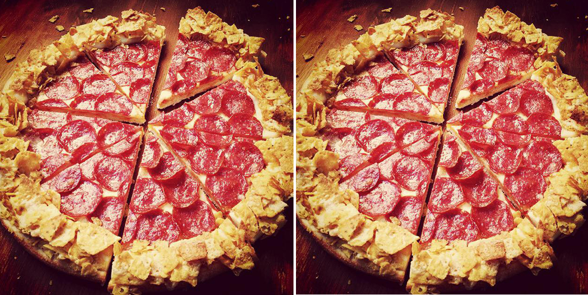 Pizza Hut Australia Gives Birth to Doritos-Topped, Stuffed-Crust Pepperoni Monster