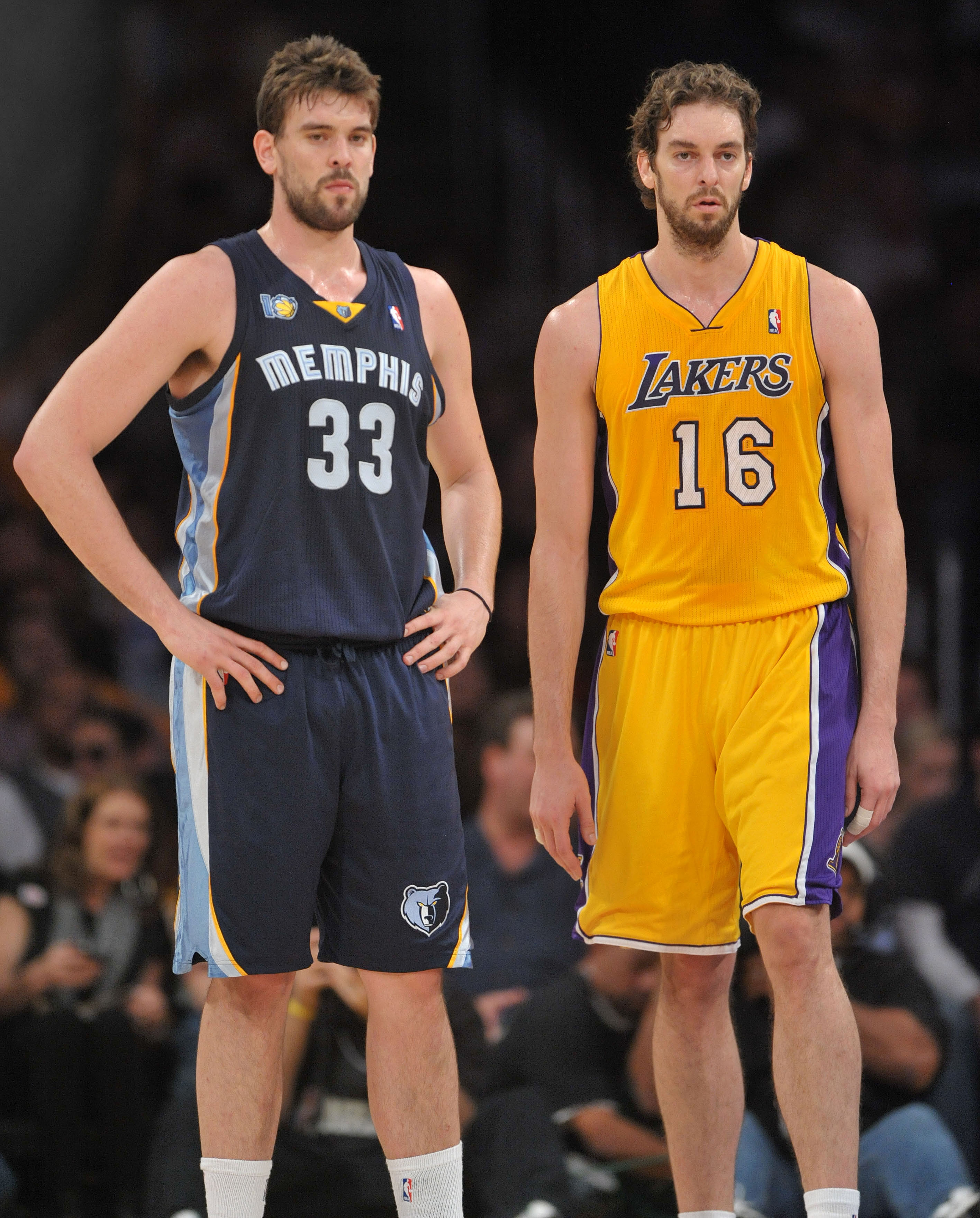 The rise of the Grizzlies, from Gasol to Gasol
