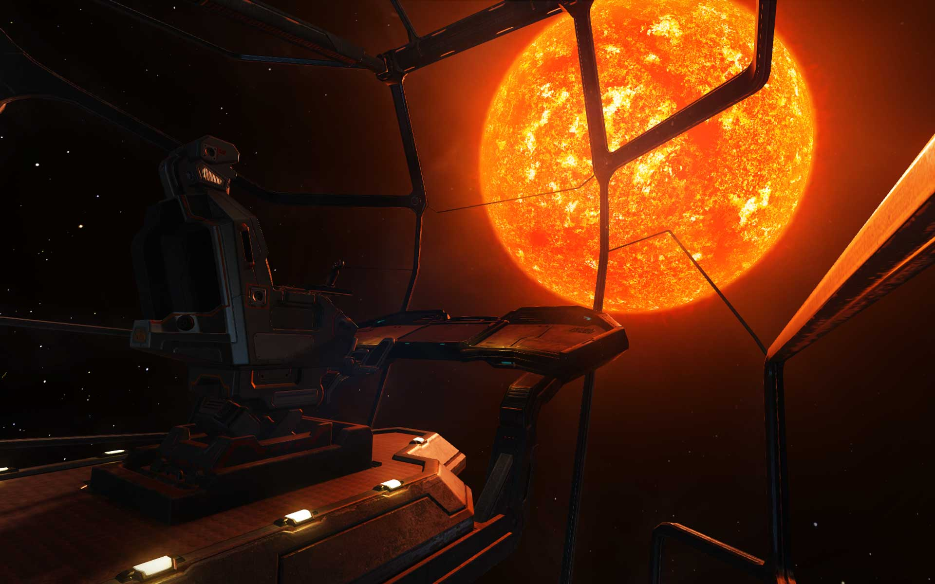 Elite: Dangerous explores the limitless depths of space, and of human cruelty (correction)