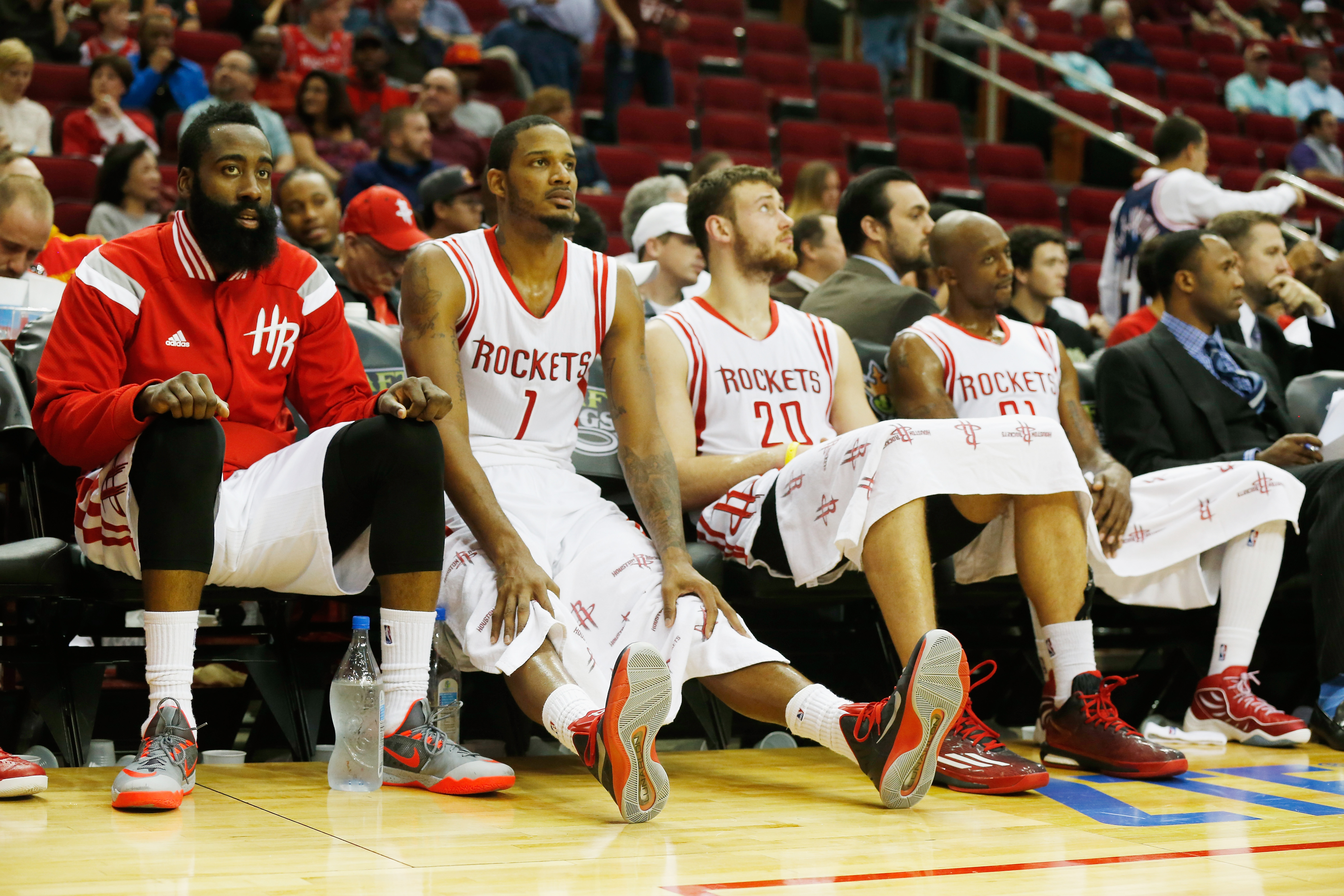This Houston Rockets lineup is staking their claim as the best team in the NBA.