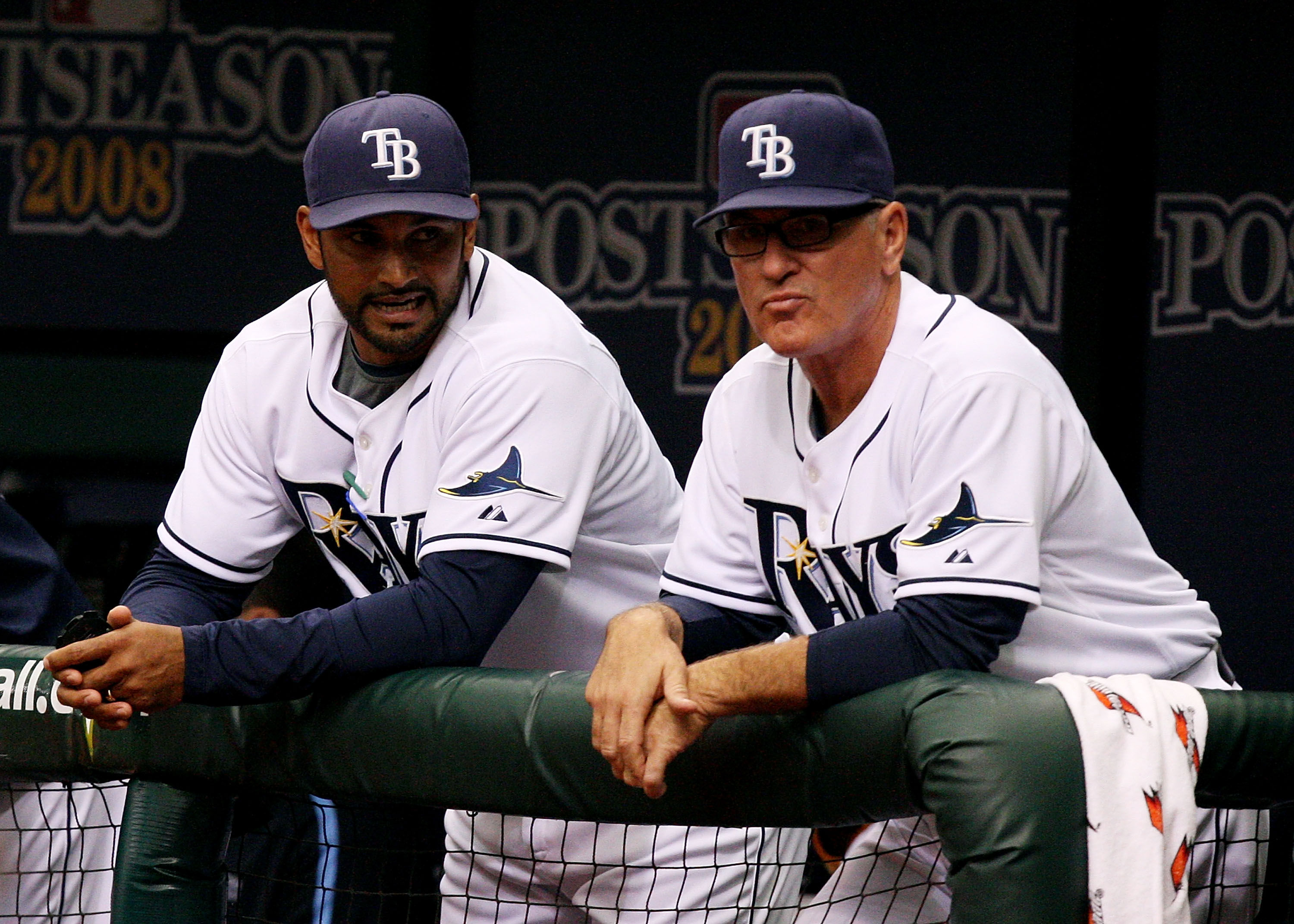 What if Maddon opted out of his contract, the Rays promoted Martinez, and then Maddon signed on as bench coach?