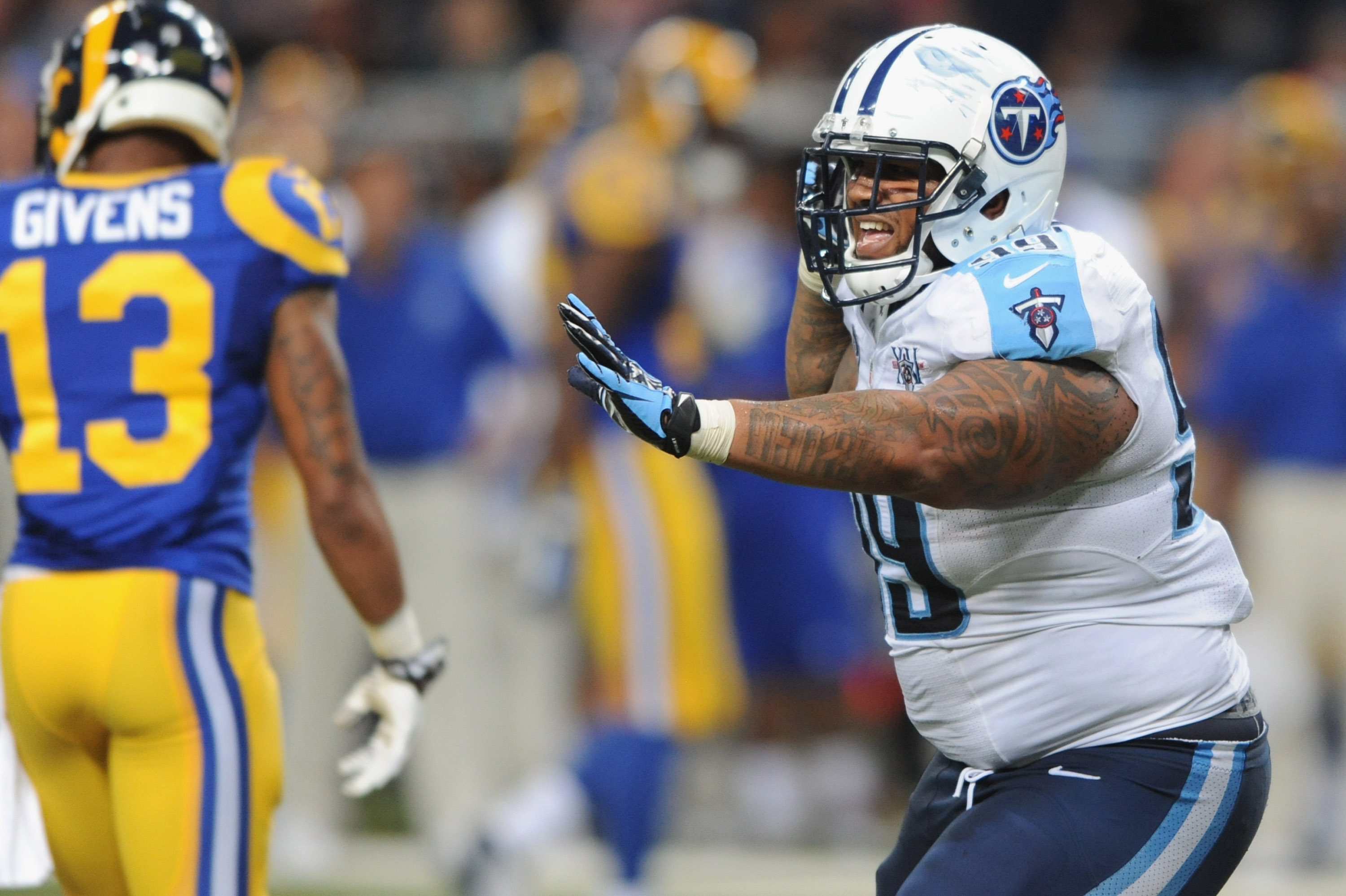Jurrell Casey is Tennessee's best defensive player