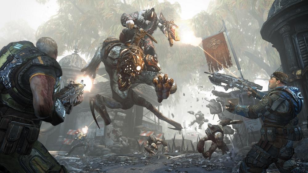 Gears of War's new developer is making 'massive progress'