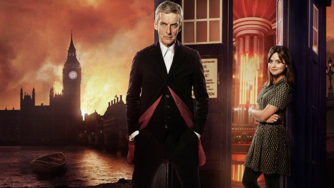 Peter Capaldi says a woman Doctor Who 'next time' is a good idea