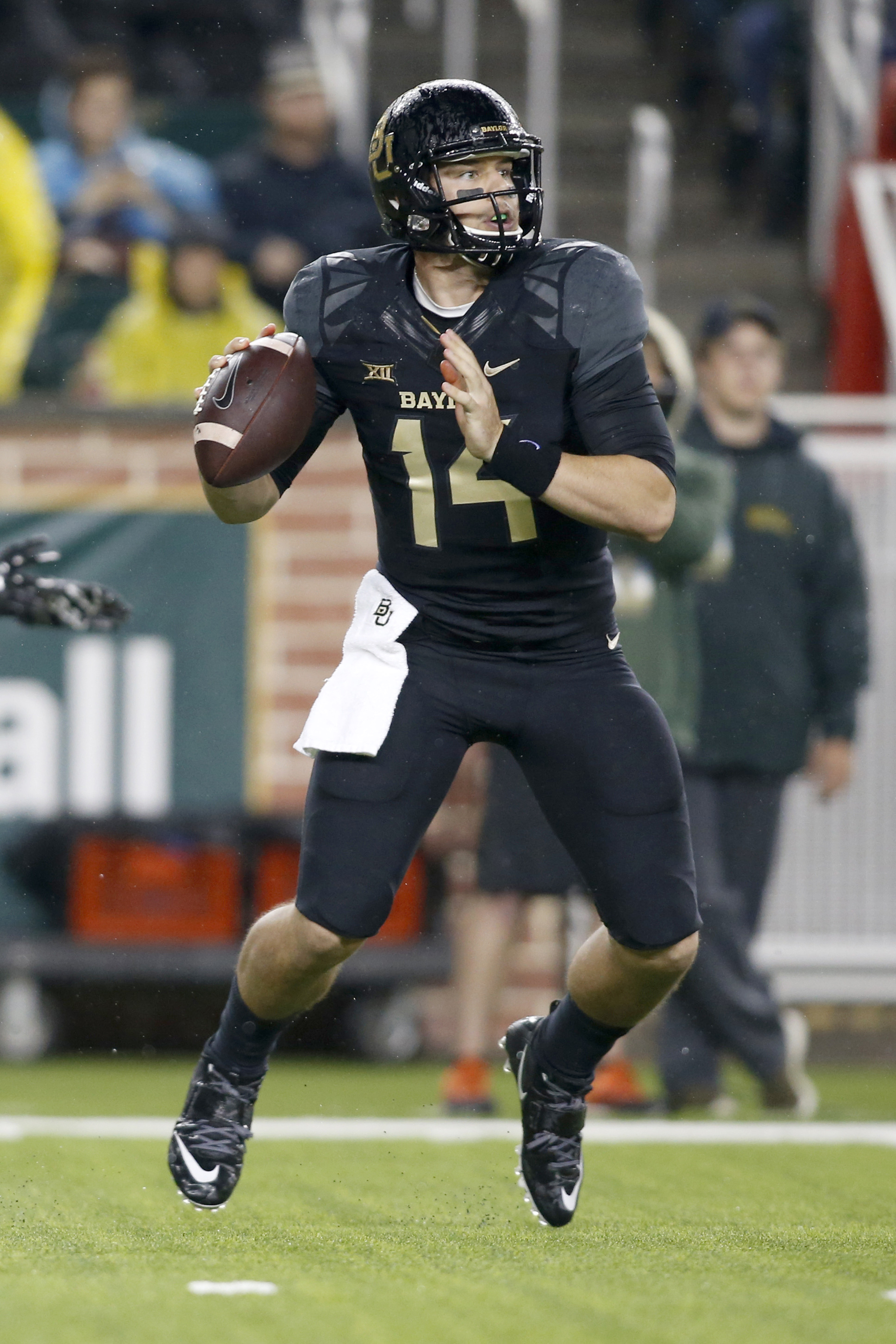 Will Bryce be able to suit up against Kansas State?
