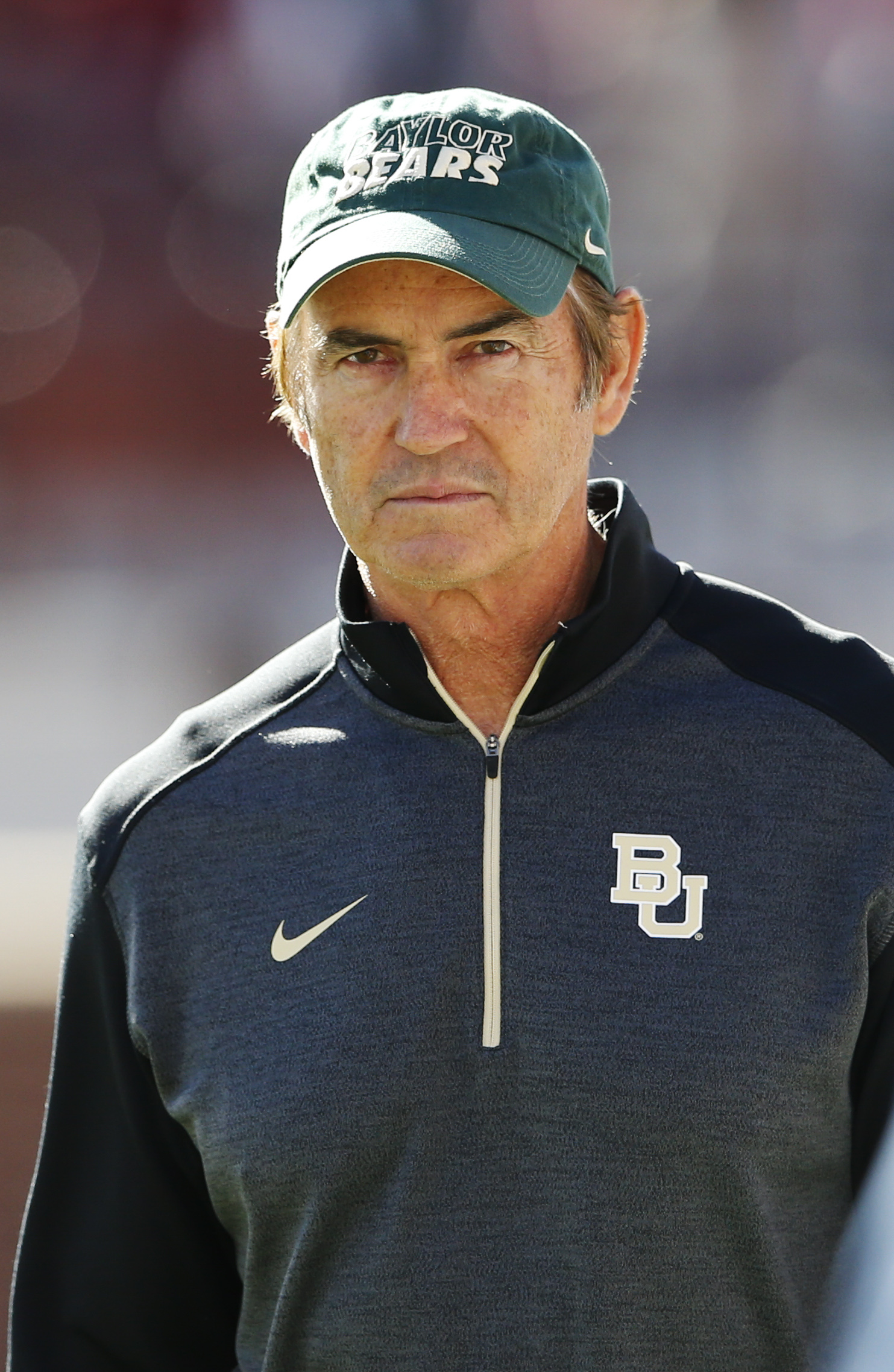 364 days a year, Art Briles is a wonderful guy. Tonight? He's the worst.