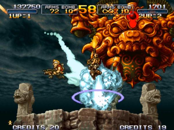 Metal Slug 3 coming to PlayStation 4 next year