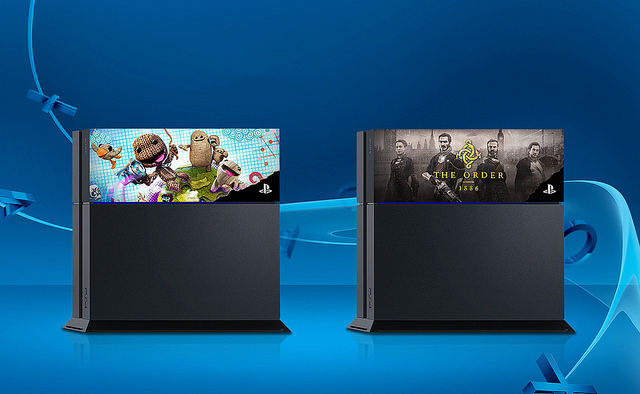 5bd85aab3a8c4d Did you know your PlayStation 4 has a customizable faceplate