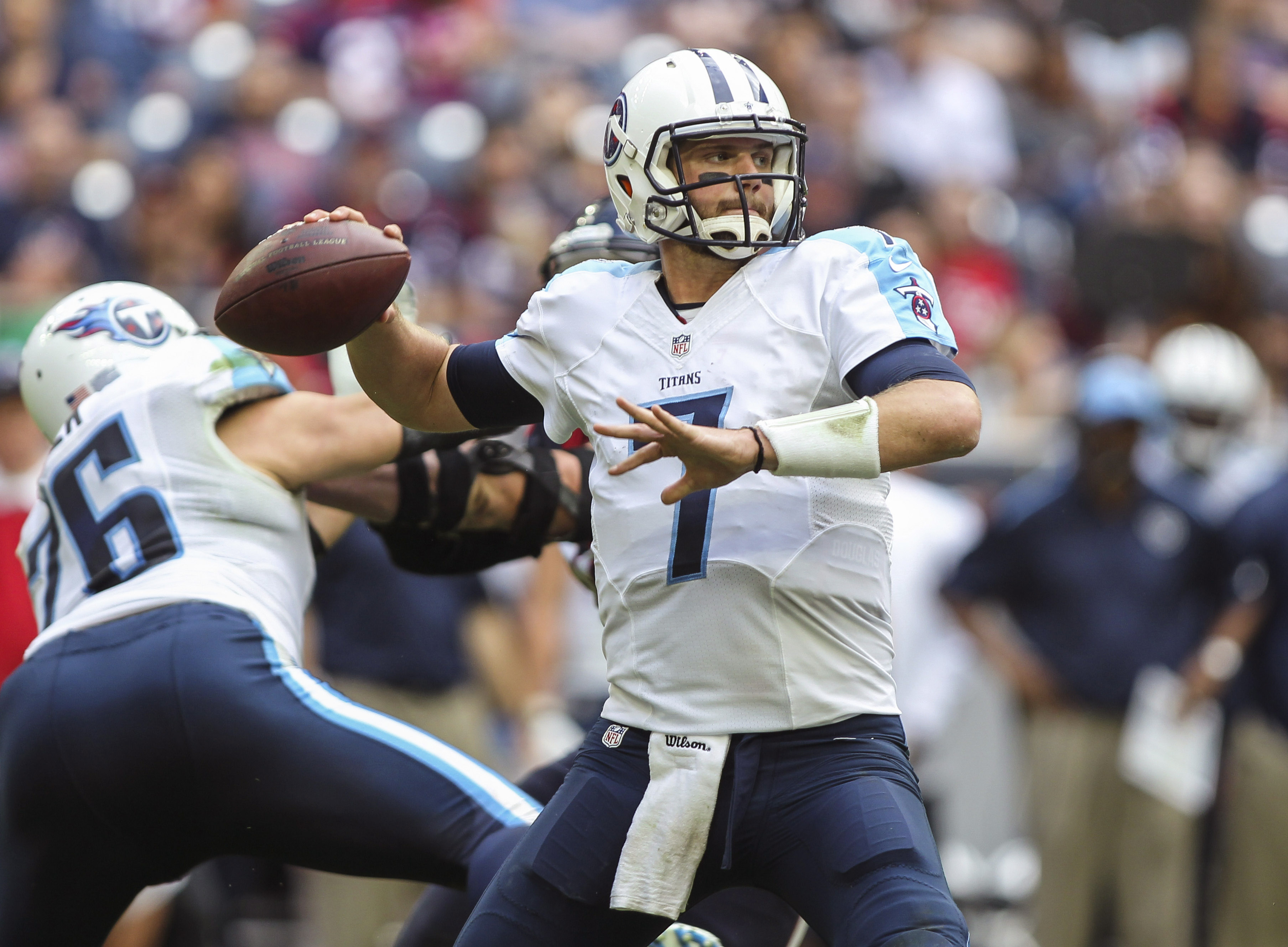 Zach Mettenberger 'likely' out for the season, per report