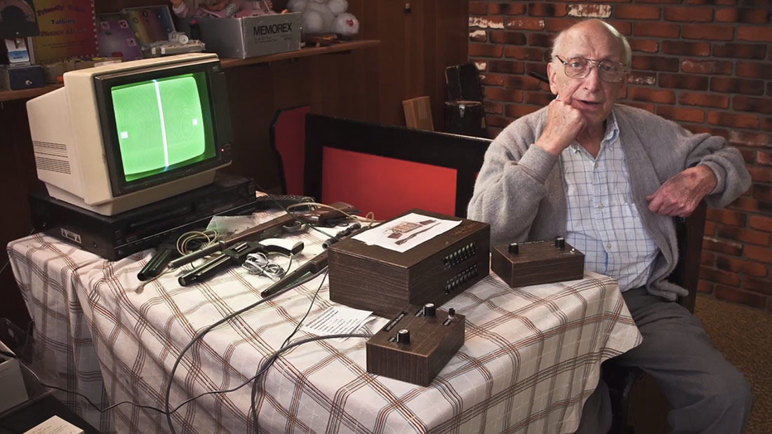 Inventor Ralph Baer, 'the Father of Video Games,' dies at 92