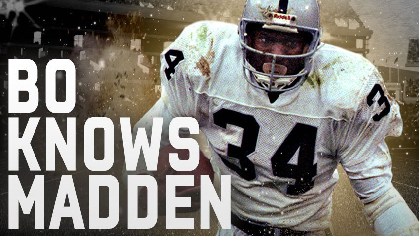 Bo Jackson joins the lineup in Madden NFL 15