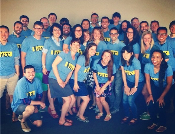 Look how great everyone looks in these shirts.