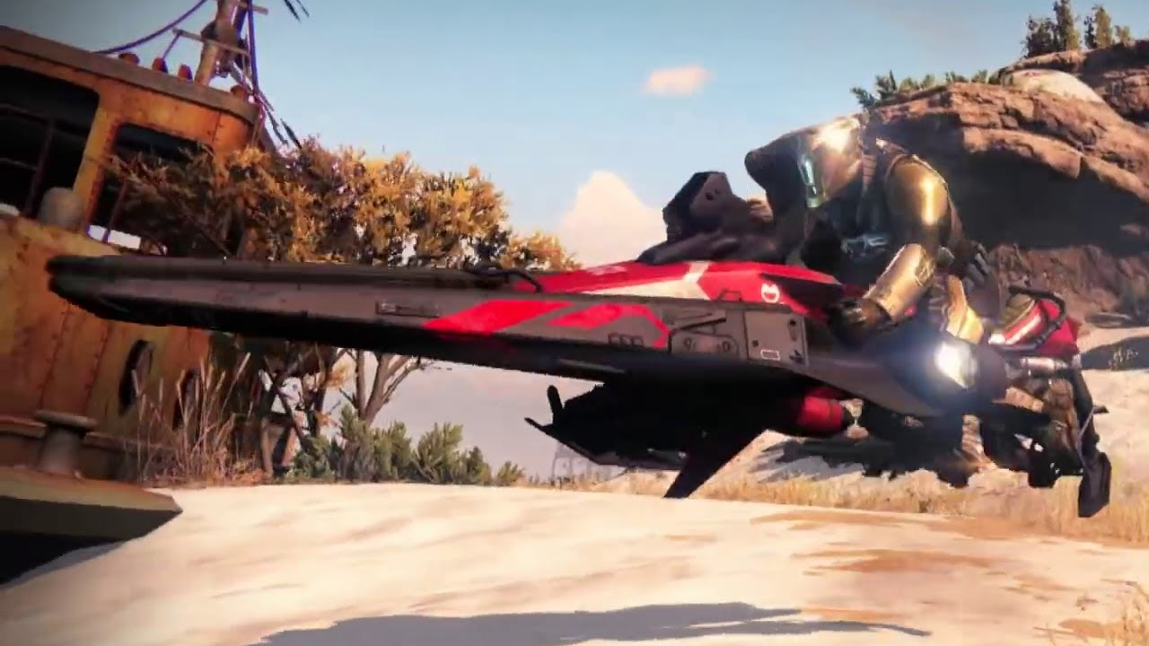 Destiny racing mode 'has come up as a topic' at Bungie