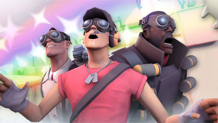 This fan-made Team Fortress 2 short has been a year in the making