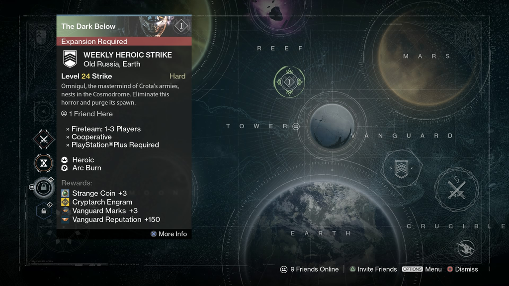 You need to pay to play this week's heroic strikes in Destiny (update)