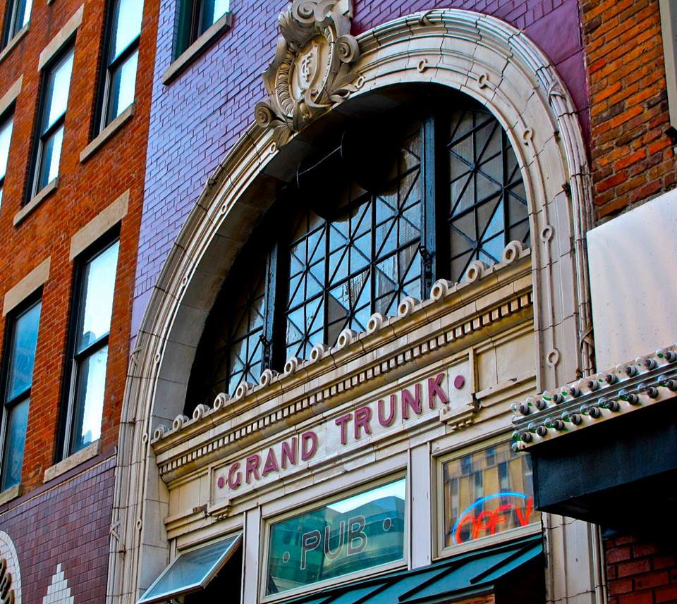 Grand Trunk Pub.