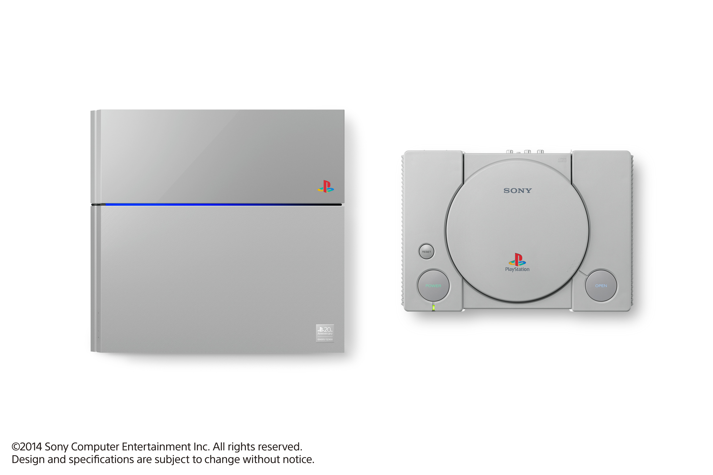 Sony is selling its 20th Anniversary PS4 online on Dec. 15