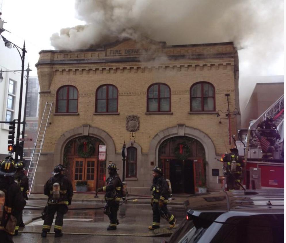 Chicago Firehouse