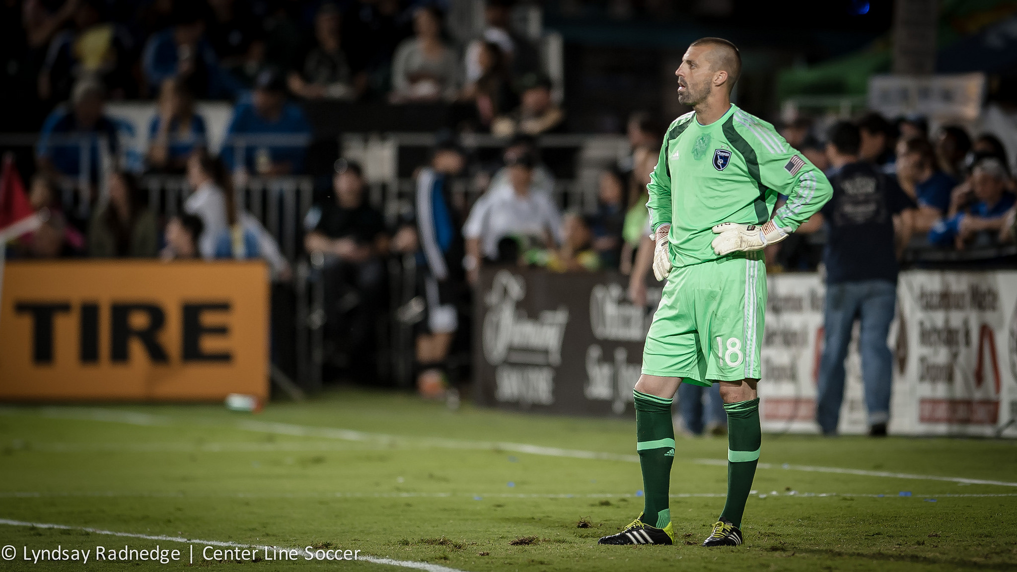 Might goalkeeper Jon Busch be selected in the 2014 MLS Expansion Draft?
