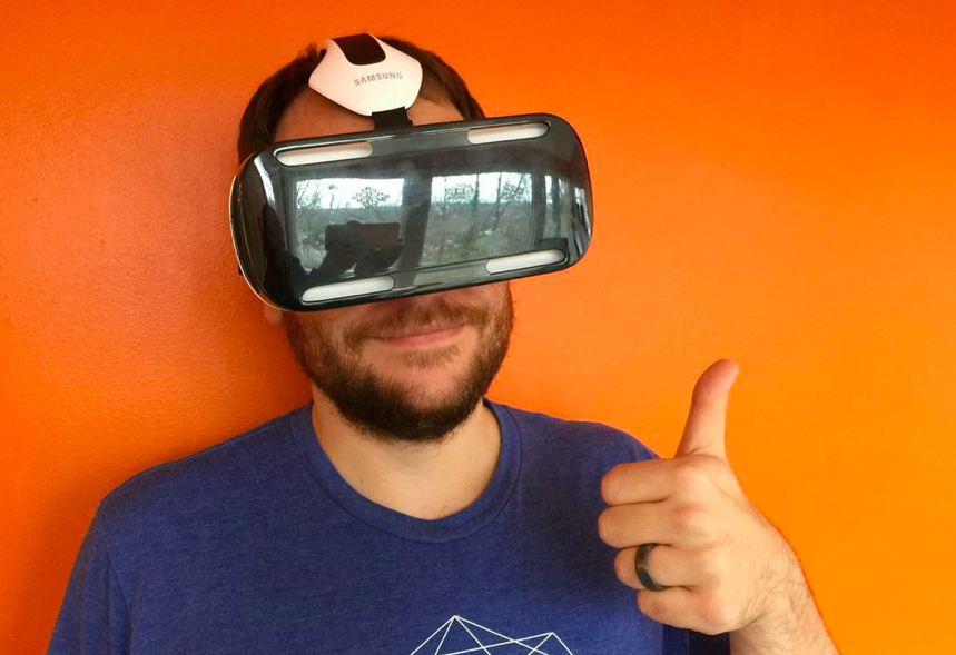 Gear VR fixes one of virtual reality's most annoying problems