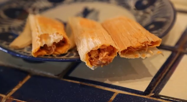 Mastering the art of tamale making takes work but it's worth it.