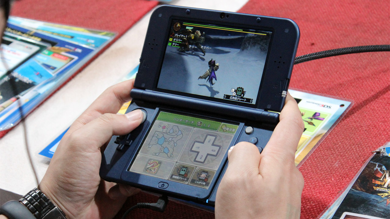 2014 in review: The year's must-play handheld games