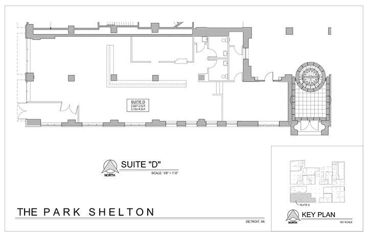 The Park Shelton Suite D.