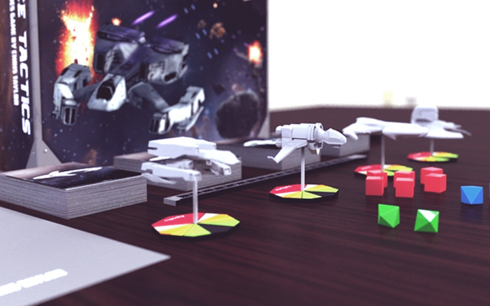 FreeSpace's space combat could return as a board game