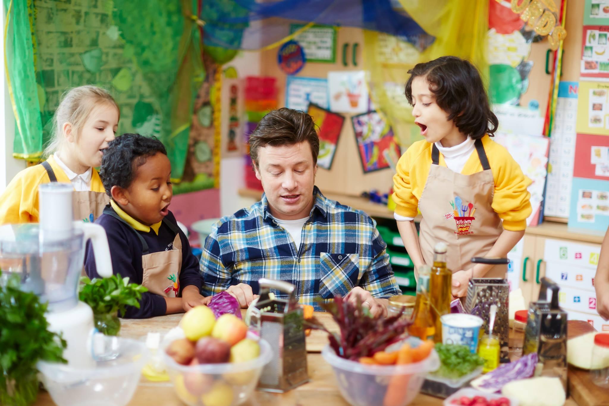 Baby-Faced Jamie Oliver Seeks Investors, Eyes Expansion