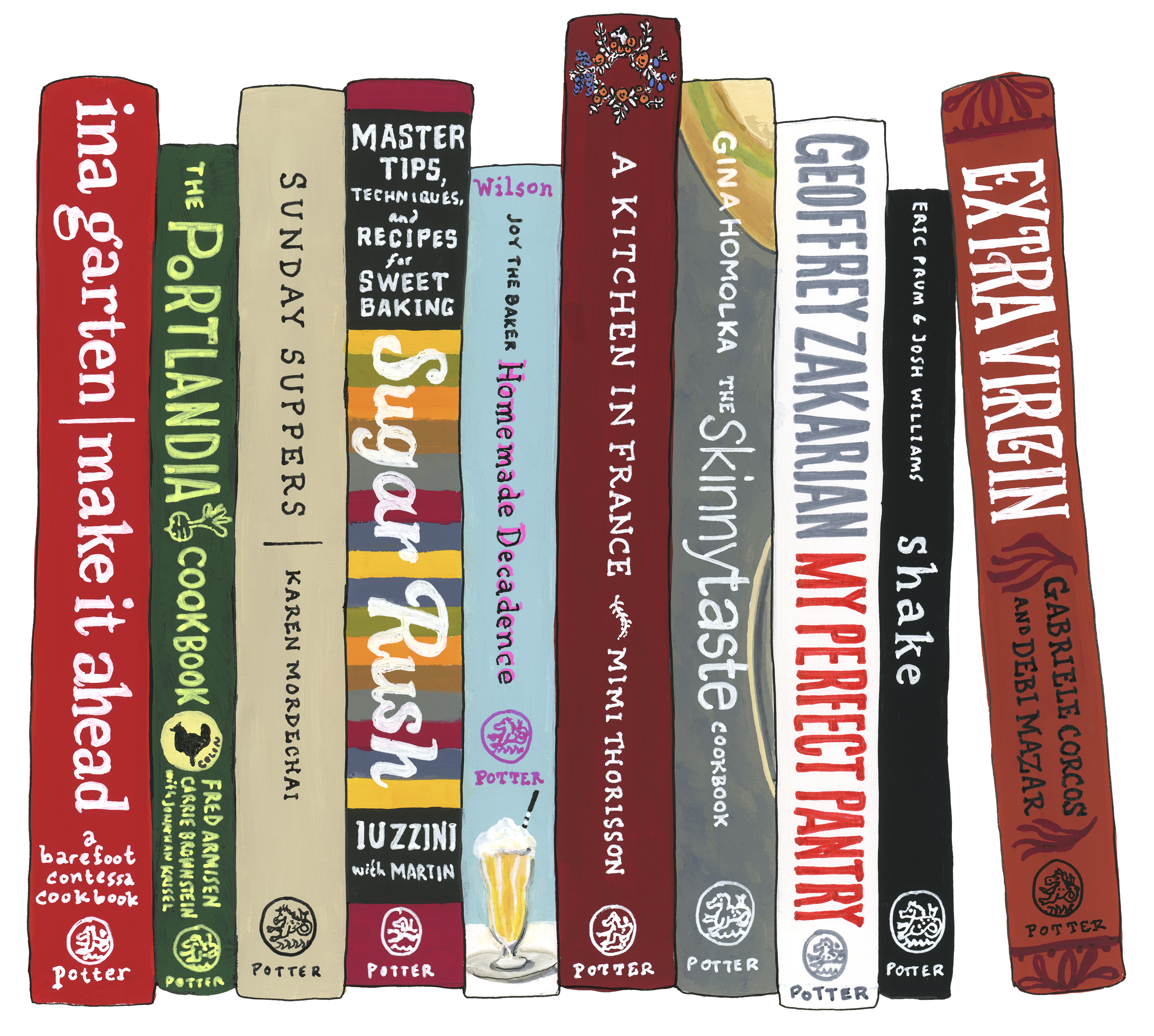 A Gift Guide: Cookbooks for Every Taste
