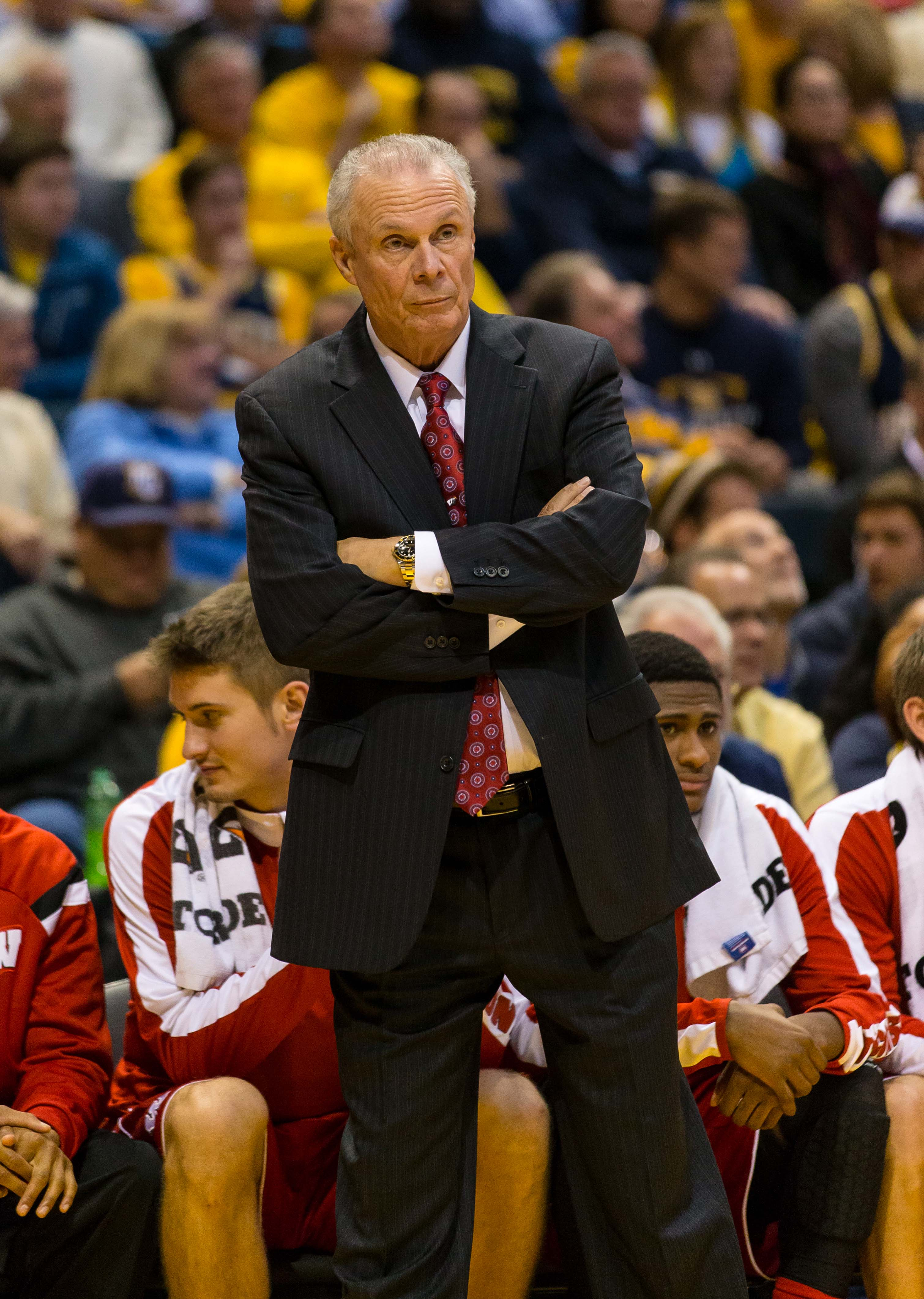 FACT: Bo Ryan will never leave us