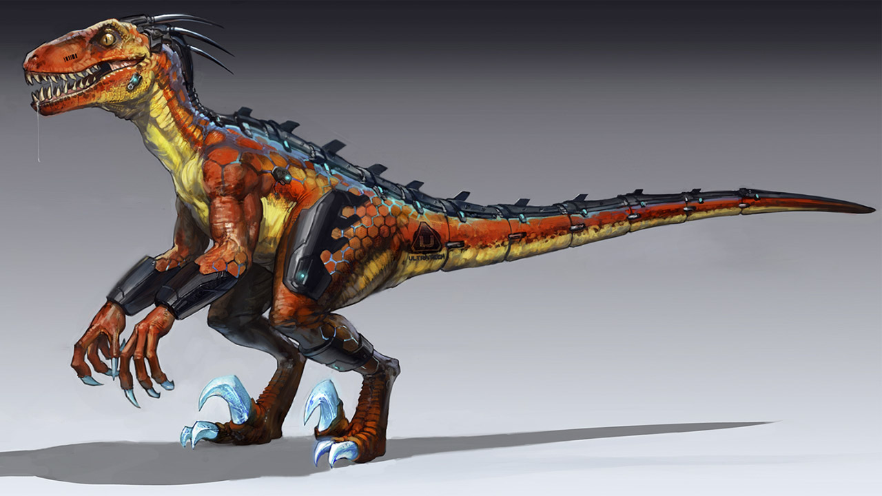 Killer Instinct's new Riptor is a cybernetic dinosaur and a 'clever girl'