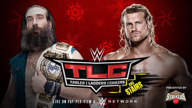 Will Dolph Ziggler become the WWE Intercontinental Champion for the fourth time at TLC?