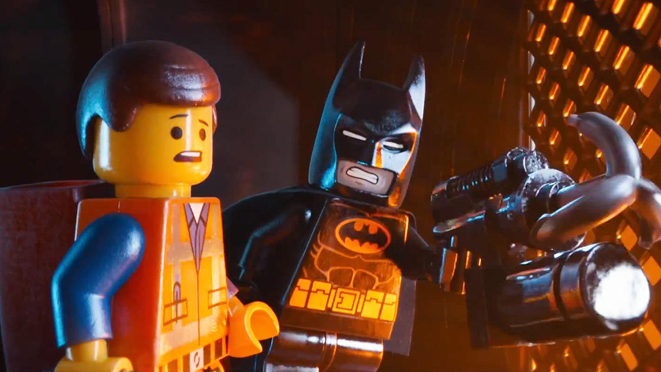 Man, The Lego Movie was fun, wasn't it?