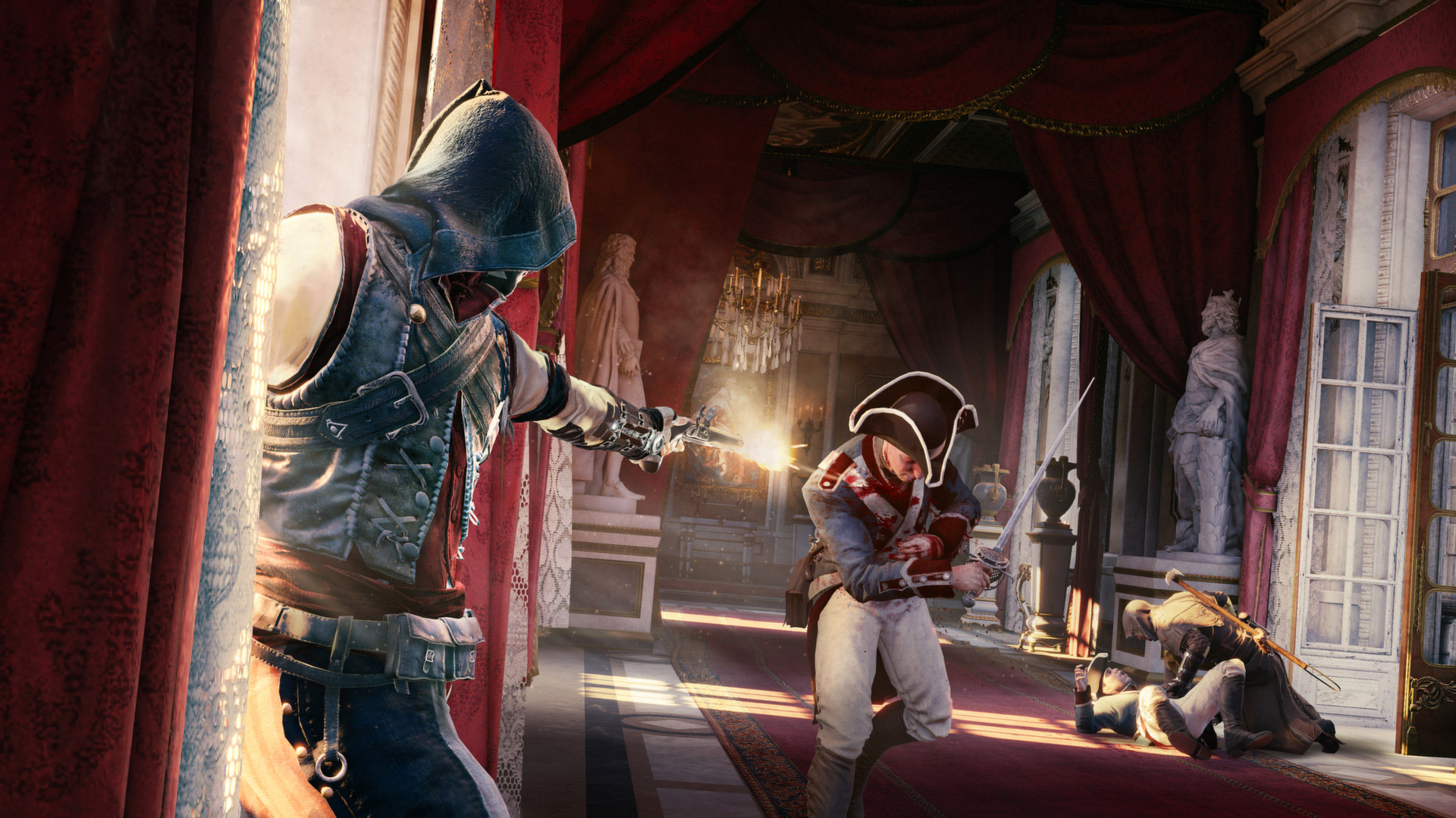 Assassin's Creed Unity's major patch delayed as Ubisoft 'refurbishes' Paris