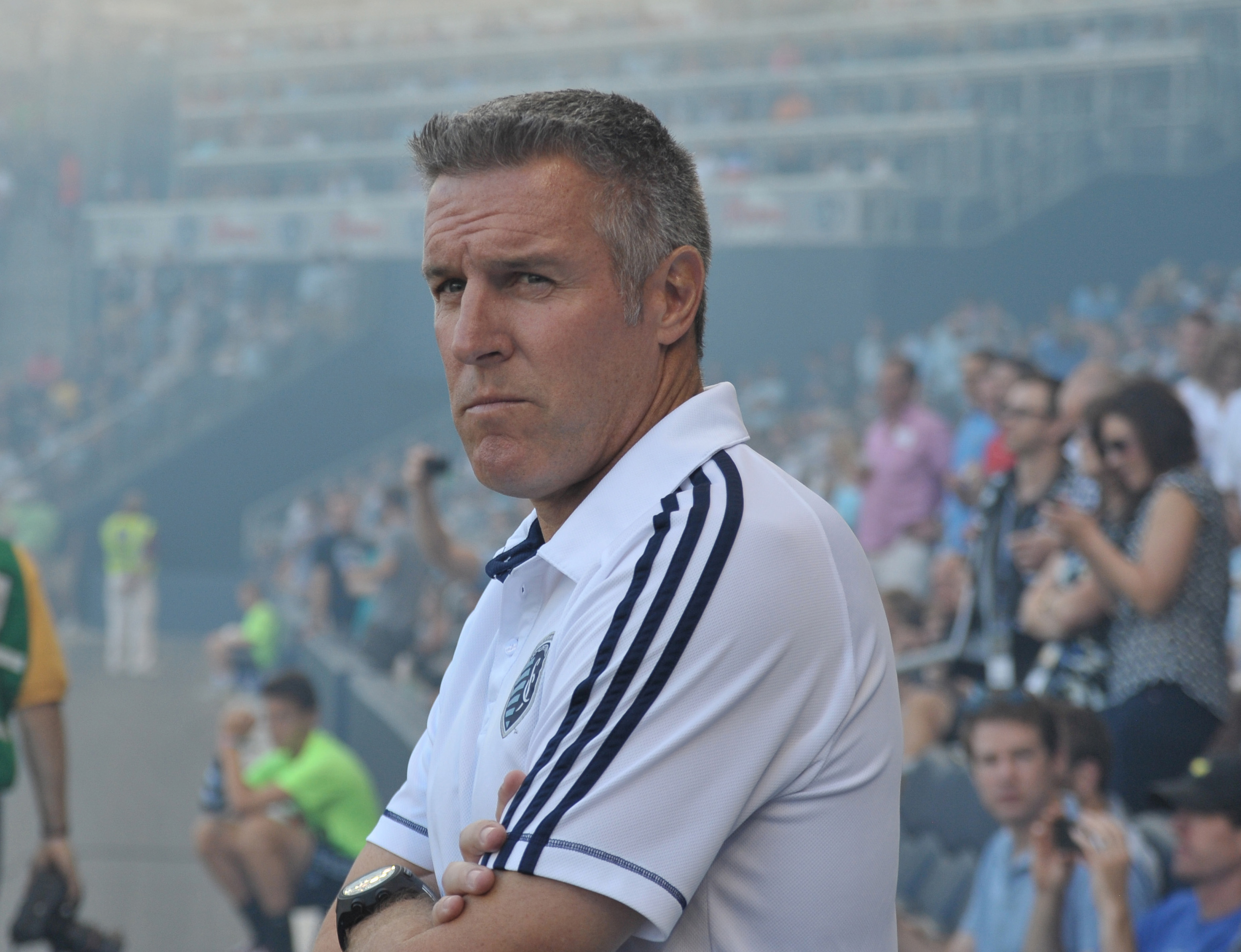 Who will Peter Vermes fill his squad with?