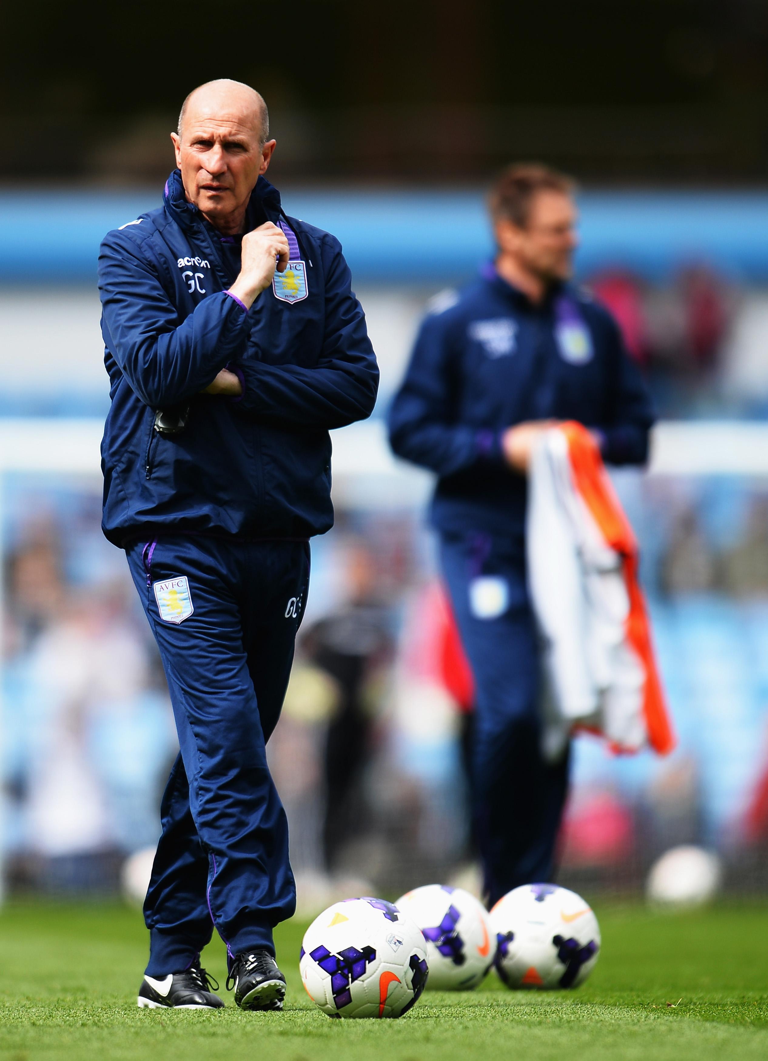 Gordon Cowans' Villa U21 team have won just three times this season.