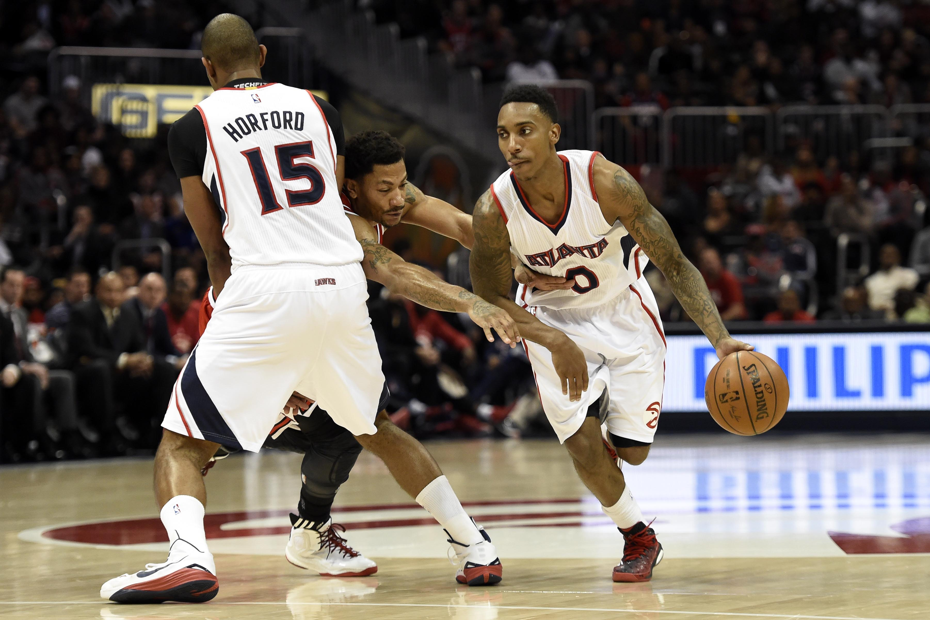 NBA scores 2014: The Hawks can win ugly and 3 other things we learned from Monday's NBA action