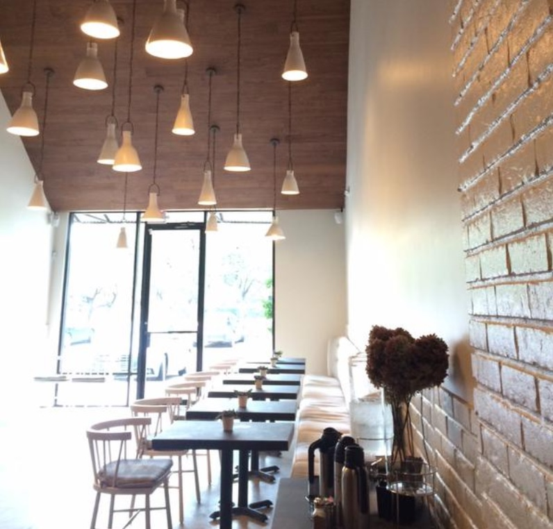 Woodbar, the new bakery and cafe from the owners of Canopy and Shade.
