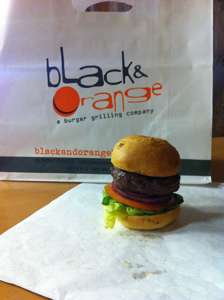 A slider from Black and Orange.