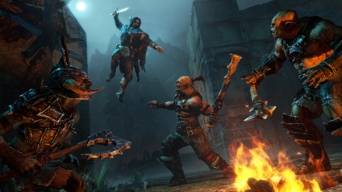 What BioShock's creator learned from Shadow of Mordor