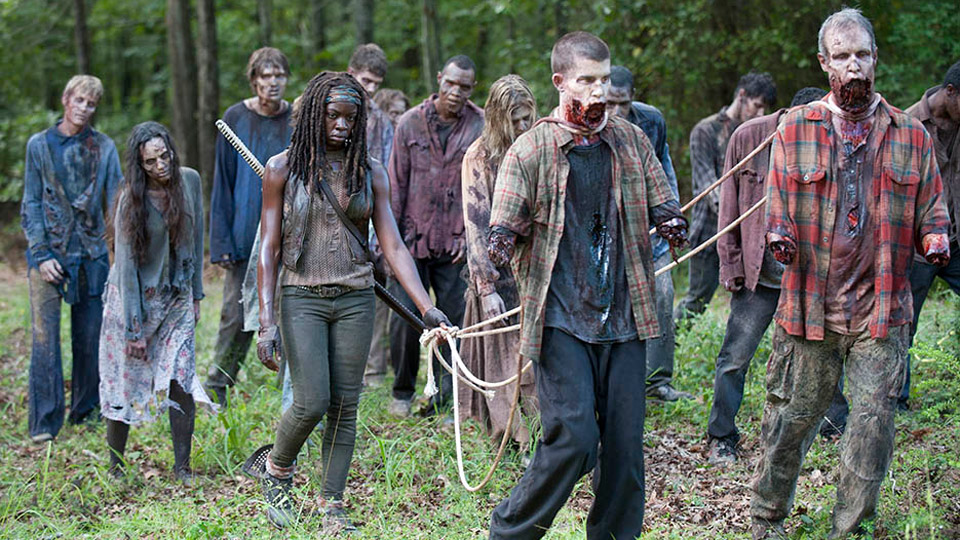 The Walking Dead's spin-off series will be set in Los Angeles