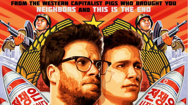 Sony Pictures cancels release of The Interview