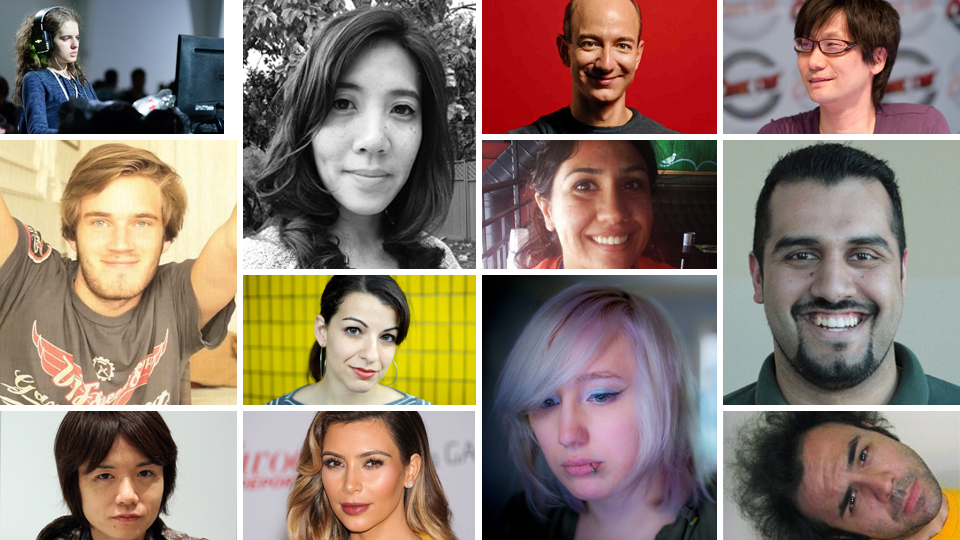 Polygon's 50 admirable gaming people of 2014
