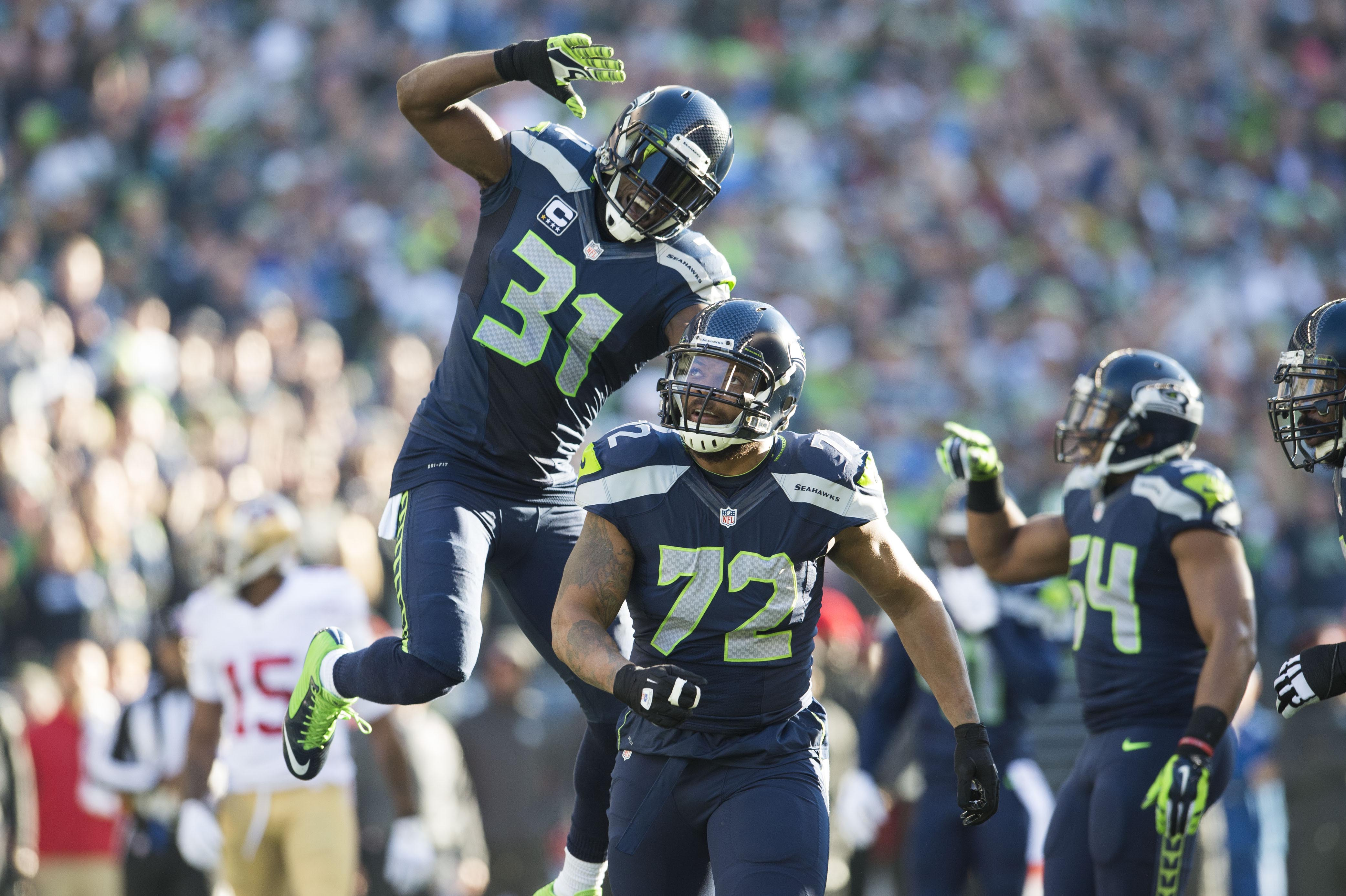 Pictured: Seattle's three best defenders?