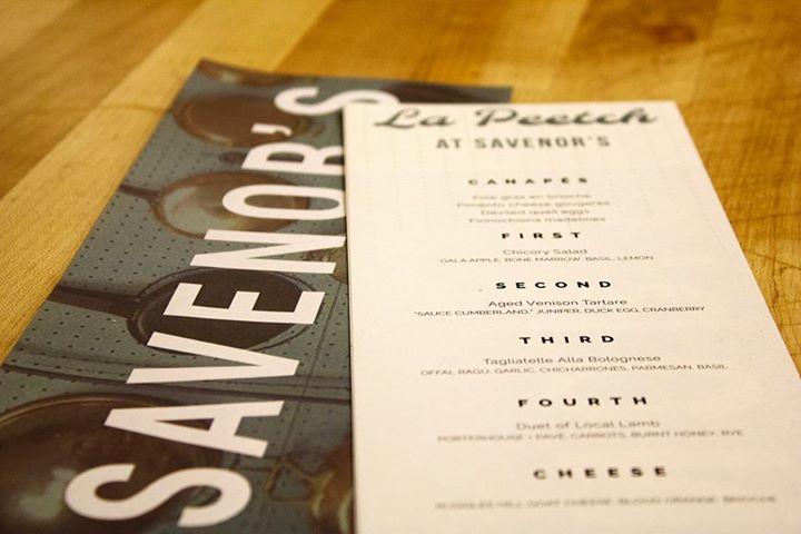 La Peetch at Savenor's